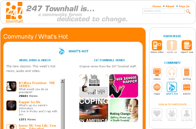 247 TownHall