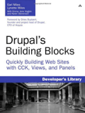 Книга «Drupal's Building Blocks: Quickly Building Websites with CCK, Views and Panels»