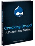 Книга «Cracking Drupal: A Drop in the Bucket»