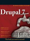 Книга «Drupal 7 Bible»