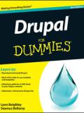 Книга «Drupal For Dummies (2nd Edition)»