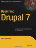 Книга «Beginning Drupal 7»