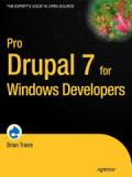Книга «Pro Drupal 7 for Windows Developers»