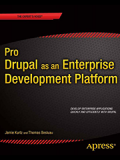 Книга «Pro Drupal as an Enterprise Development Platform»