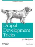 Книга «Drupal Development Tricks for Designers»