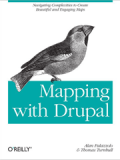Книга «Mapping with Drupal»