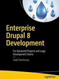 Книга «Enterprise Drupal 8 Development»
