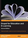 Книга «Drupal for Education and E-Learning - Second Edition»