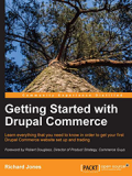 Книга «Getting Started with Drupal Commerce»