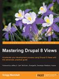 Книга «Mastering Drupal 8 Views»
