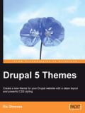 Книга «Drupal 5 Themes»