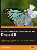Книга «Building powerful and robust websites with Drupal 6»