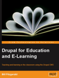 Книга «Drupal for Education and E-Learning»