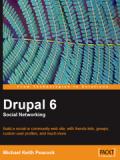 Книга «Drupal 6 Social Networking»