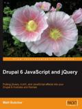Книга «Drupal 6 JavaScript and jQuery»