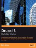 Книга «Drupal 6 Site Builder Solutions»