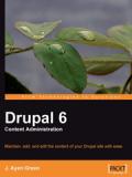 Книга «Drupal 6 Content Administration»