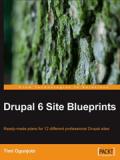 Книга «Drupal 6 Site Blueprints»