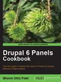 Книга «Drupal 6 Panels Cookbook»
