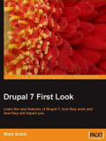 Книга «Drupal 7 First Look»