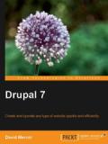 Книга «Drupal 7»
