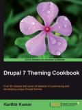 Книга «Drupal 7 Theming Cookbook»