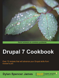 Книга «Drupal 7 Cookbook»