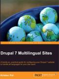 Книга «Drupal 7 Multilingual Sites»