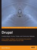 Книга «Drupal: Creating Blogs, Forums, Portals, and Community Websites»