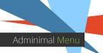 Drupal – Adminimal Administration Menu