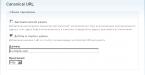 Drupal – Canonical URL