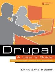 Книга «Drupal User's Guide»