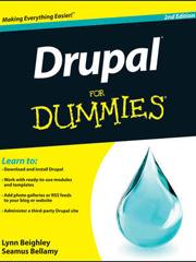 Книга «Drupal For Dummies (2 издание)»