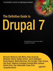 Книга «The Definitive Guide to Drupal 7»