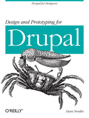 Книга «Design and Prototyping for Drupal»