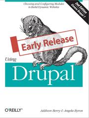 Книга «Using Drupal (2 издание)»