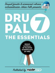 Книга «Drupal 7: the Essentials»