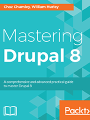 Книга «Mastering Drupal 8»