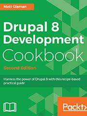 Книга «Drupal 8 Development Cookbook (2 издание)»