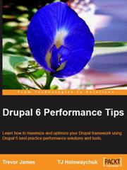 Книга «Drupal 6 Performance Tips»