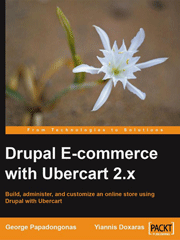 Книга «Drupal E-commerce with Ubercart 2.x»