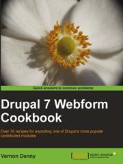 Книга «Drupal 7 Webform Cookbook»