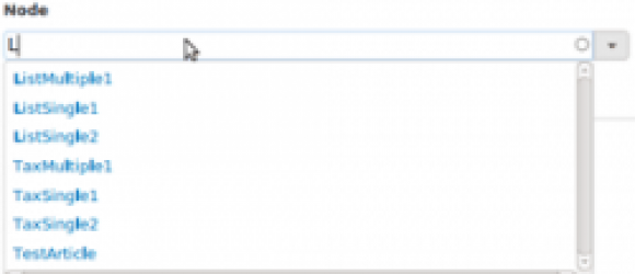 Drupal – Autocomplete Deluxe for References