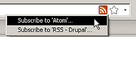 Drupal – Atom