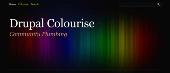 Drupal – Colourise