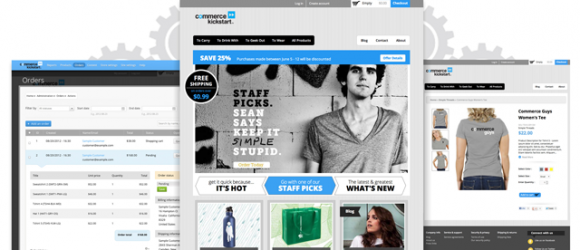 Drupal – Commerce Kickstart