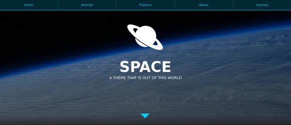 Drupal – Space
