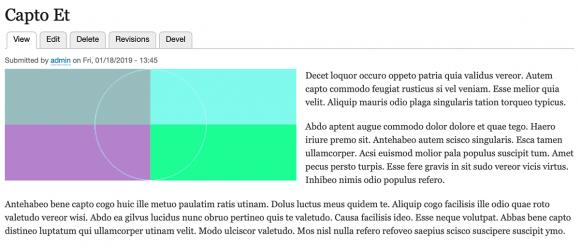 Drupal – Voting API Reaction