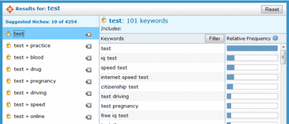 Drupal – WordStream Keyword Tools